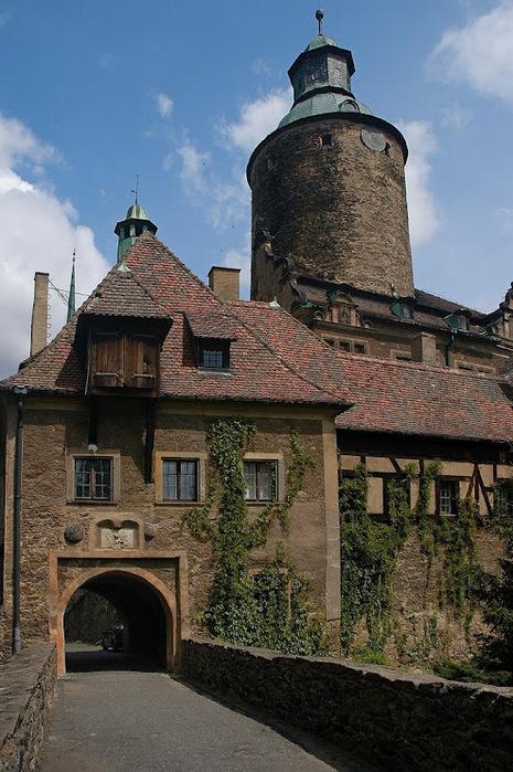 Замок Чоха (Czocha). Польша, Силезия 79029