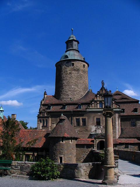 Замок Чоха (Czocha). Польша, Силезия 42795