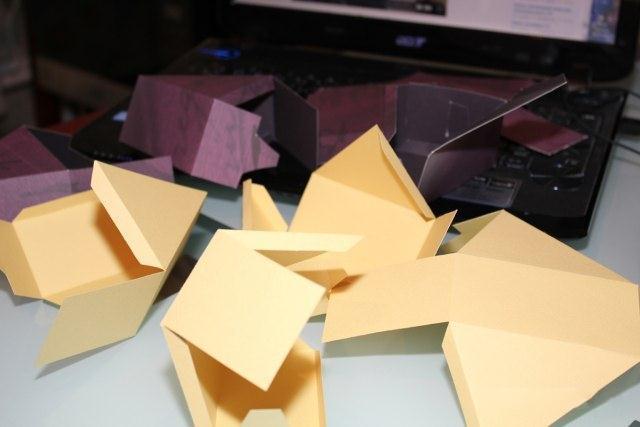 Игральные кубики своими руками фото 572