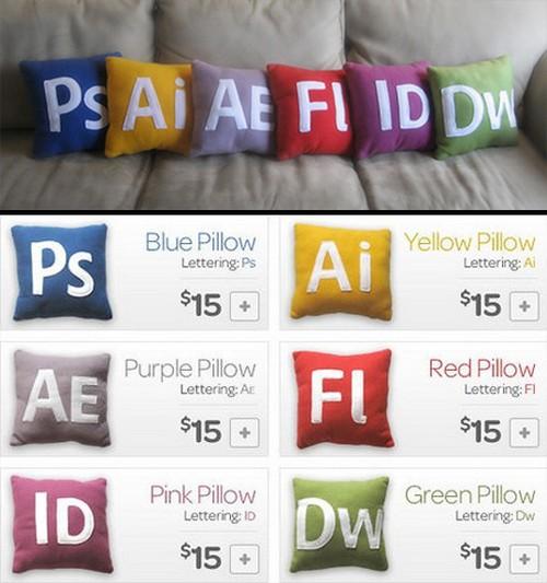 Креативные подушки и одеяла 26 (500x533, 64Kb)