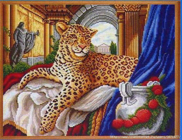 Леопард. Обсуждение на