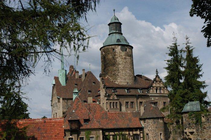 Замок Чоха (Czocha). Польша, Силезия 55196