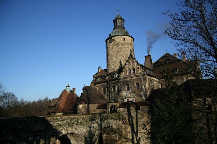 Замок Чоха (Czocha). Польша, Силезия 54480
