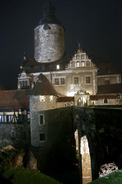 Замок Чоха (Czocha). Польша, Силезия 67055