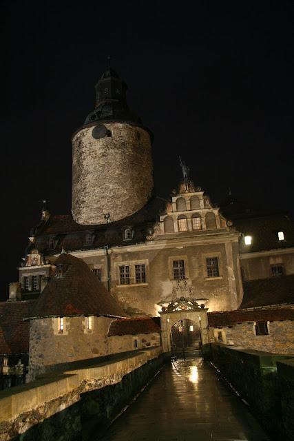 Замок Чоха (Czocha). Польша, Силезия 78065