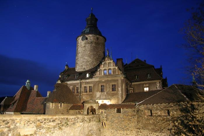 Замок Чоха (Czocha). Польша, Силезия 91835