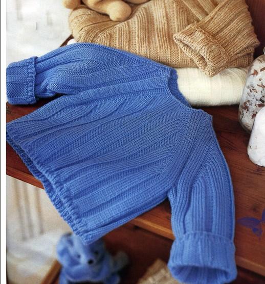 Джемпер спицами с рукавом реглан для мальчика,описание на 3 размера-58\62\68/4683827_20120329_184314 (518x557, 103Kb)