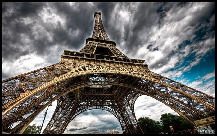 Лучшие фото Парижа в формате HDR 4 (700x437, 117Kb)