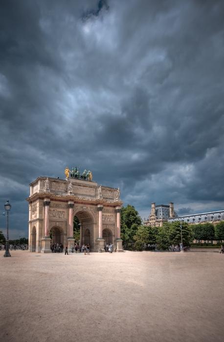 Лучшие фото Парижа в формате HDR 12 (458x700, 229Kb)