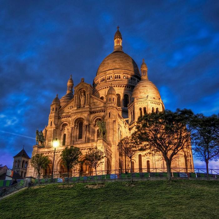 Лучшие фото Парижа в формате HDR 20 (700x700, 160Kb)