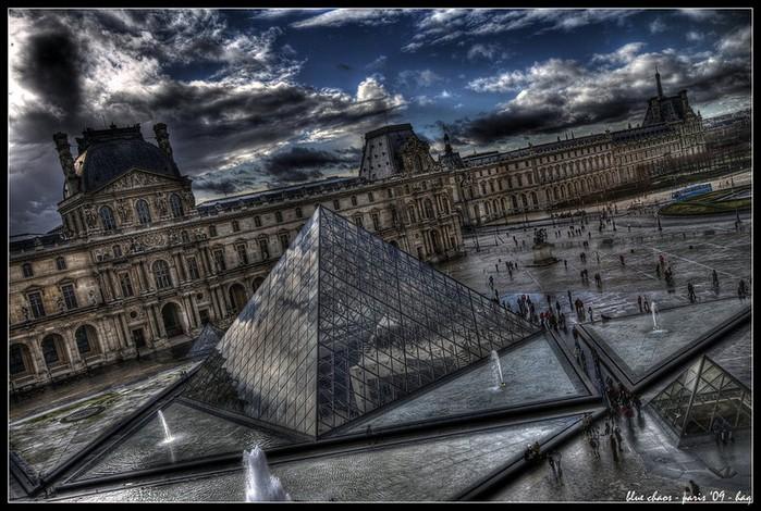 Лучшие фото Парижа в формате HDR 22 (700x470, 126Kb)