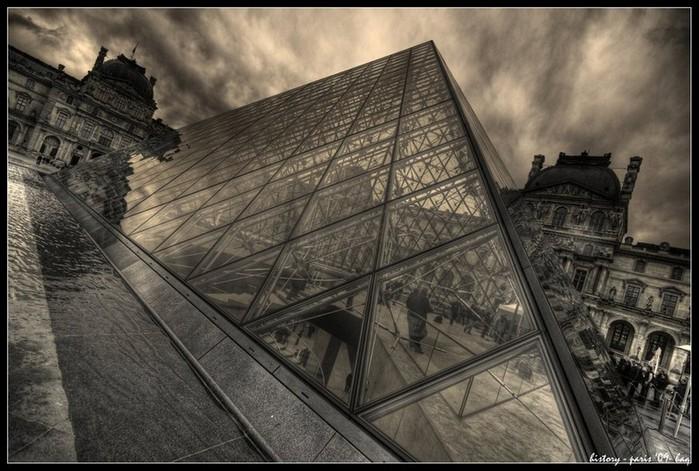 Лучшие фото Парижа в формате HDR 27 (700x471, 108Kb)