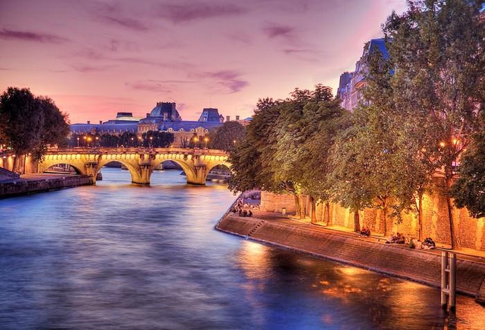 Лучшие фото Парижа в формате HDR 29 (700x476, 115Kb)