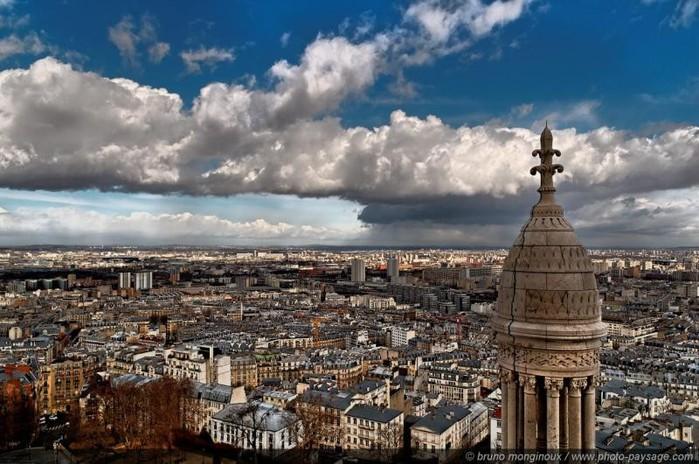 Лучшие фото Парижа в формате HDR 31 (700x464, 110Kb)