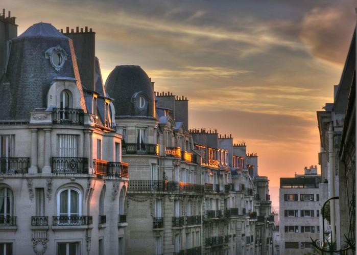 Лучшие фото Парижа в формате HDR 33 (700x499, 87Kb)