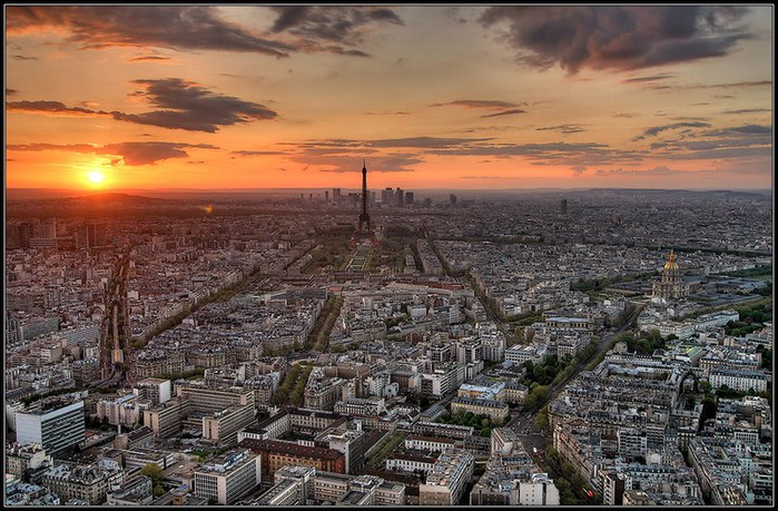Лучшие фото Парижа в формате HDR 35 (700x459, 129Kb)