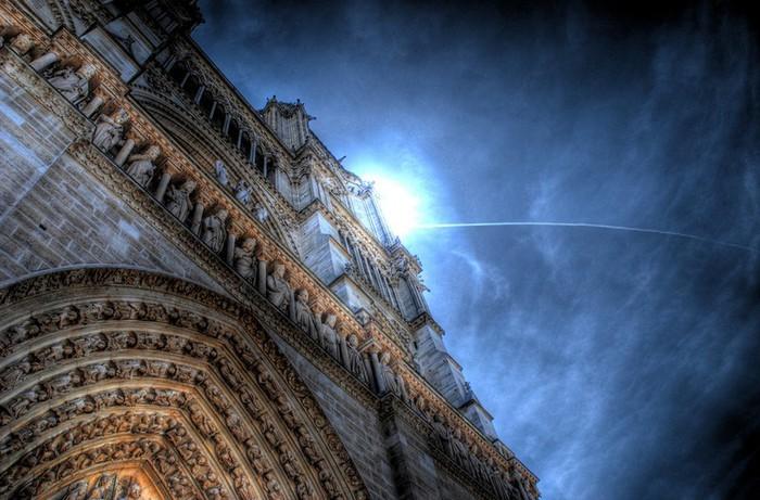 Лучшие фото Парижа в формате HDR 37 (700x461, 103Kb)