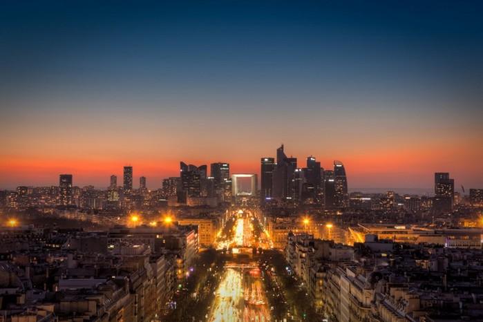 Лучшие фото Парижа в формате HDR 39 (700x466, 69Kb)