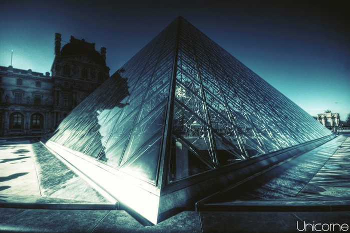 Лучшие фото Парижа в формате HDR 41 (700x466, 91Kb)