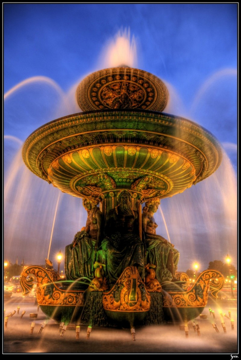 Лучшие фото Парижа в формате HDR 45 (469x700, 386Kb)
