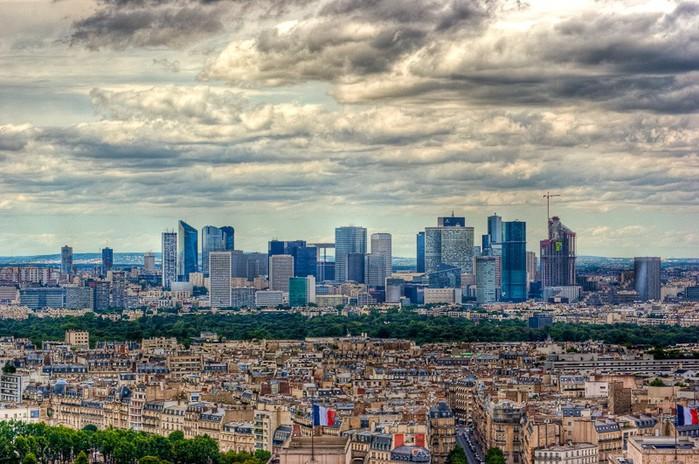 Лучшие фото Парижа в формате HDR 52 (700x464, 122Kb)