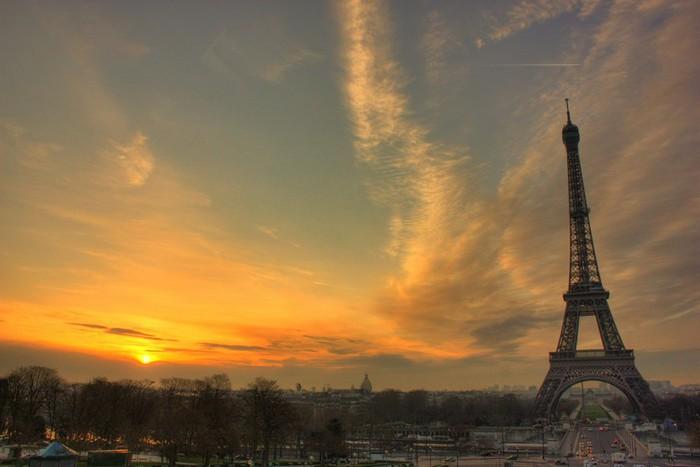 Лучшие фото Парижа в формате HDR 60 (700x467, 56Kb)