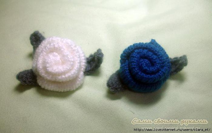 玫瑰(针织,硕士班) - maomao - 我随心动