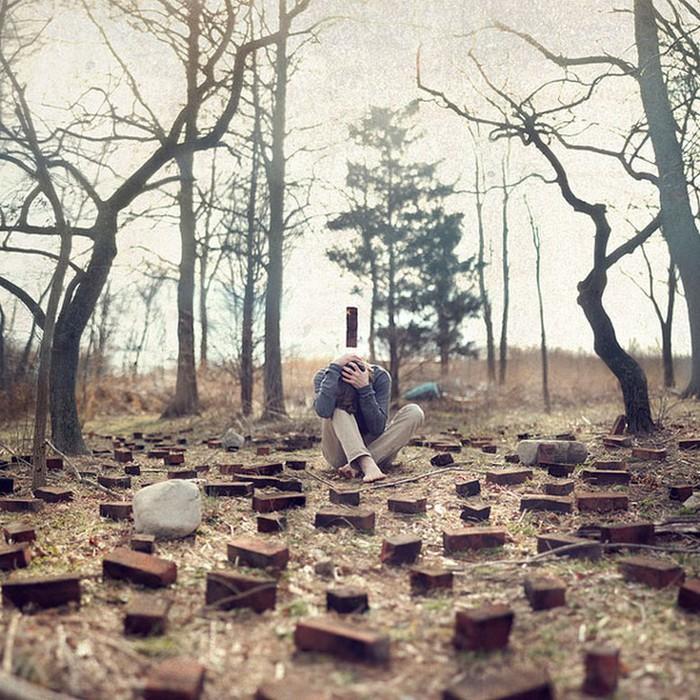 Странный фото-сюрреализм от Kevin Corrado 3 (700x700, 174Kb)