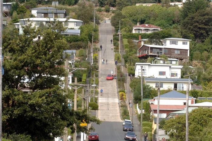 самая крутая улица