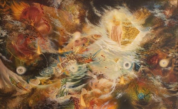Сюрреалистическая иконопись Олега Королёва 10 (700x428, 104Kb)