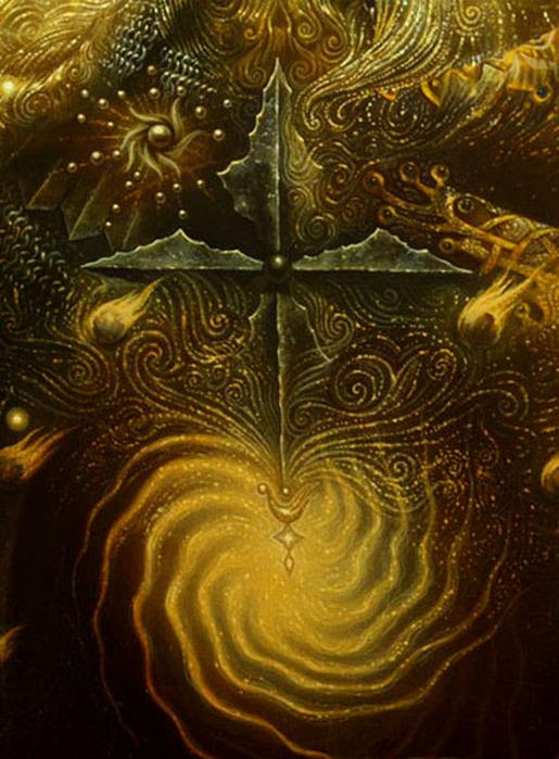 Сюрреалистическая иконопись Олега Королёва 57 (515x700, 158Kb)