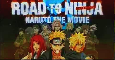 Летом выходит уже 9-ый анимационный фильм сериала «Naruto»  -  «Naruto the Movie: Road to Ninja»!