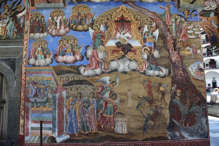 Рильский монастырь 83516
