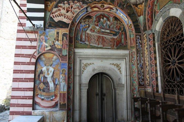 Рильский монастырь 17105