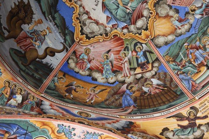 Рильский монастырь 70599