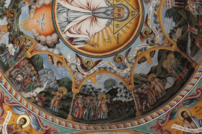 Рильский монастырь 33149
