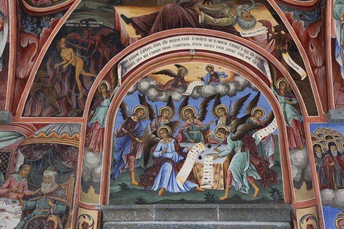 Рильский монастырь 41523