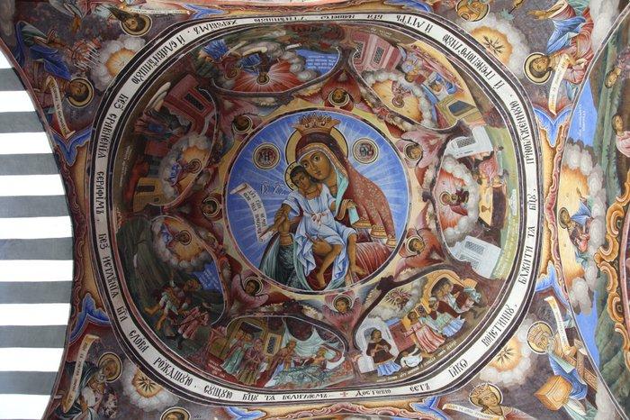 Рильский монастырь 36302