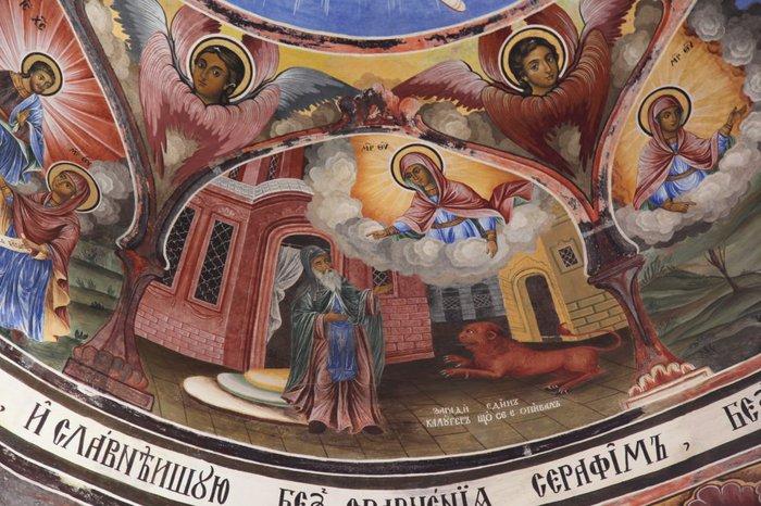 Рильский монастырь 72577