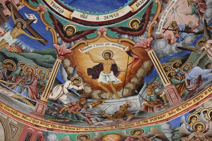Рильский монастырь 37363