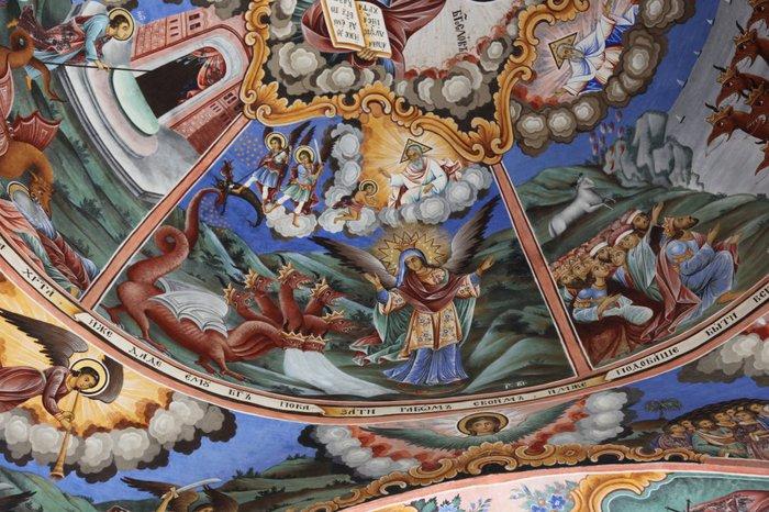 Рильский монастырь 41674