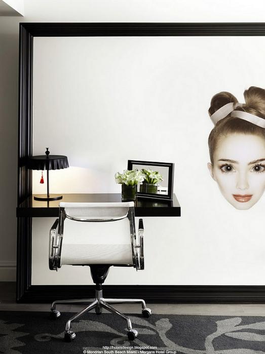 Удивительно красивый дизайн отеля Mondrian South Beach 14 (523x700, 234Kb)