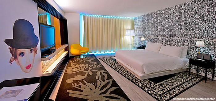 Удивительно красивый дизайн отеля Mondrian South Beach 41 (700x328, 84Kb)