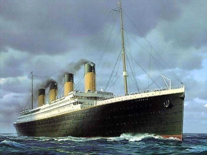 Сто лет назад произошло кораблекрушение Титаника 1 (700x525, 76Kb)