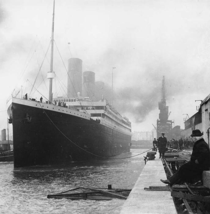 Сто лет назад произошло кораблекрушение Титаника 3 (687x700, 78Kb)