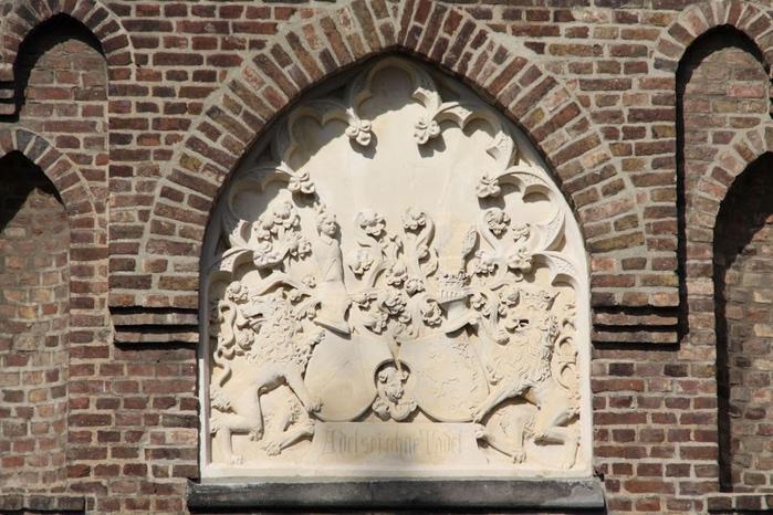 ЗАМОК Паттендорф - Schloss Paffendorf 83414