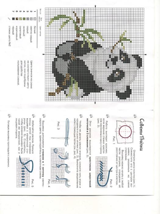 панда (525x700, 283Kb)
