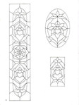 Превью Decorative Doorways Stained Glass - 56 (384x512, 48Kb)