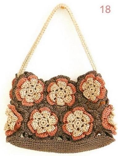 4683827_20120315_171629 (382x503, 62Kb)Нарядная женская сумочка из шестиугольных мотивов,связанных крючком