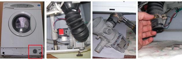Ремонт шланга стиральной машины своими руками